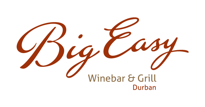 big easy winebar & grill druban logo