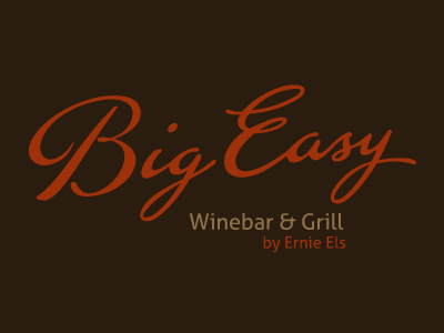 big easy ernie els logo